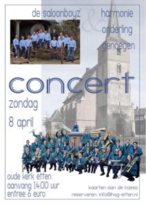 Concert 8 April 2018